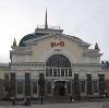 Железнодорожные вокзалы в Гавриловке Второй